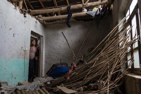 کوچ اجباری روستائیان حریم سد نرماب