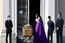 شمار قربانیان کرونا در ایتالیا به 10779 و مبتلایان به 97689 نفر رسید