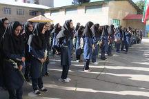 کمبود نیروی آموزشی در مدارس ملایر جبران شد