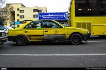 تردد 979 دستگاه تاکسی فرسوده در خیابان های ارومیه