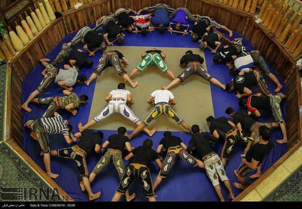 هیات ورزشهای زورخانه ای اصفهان سالانه  نیازمند 2 میلیارد ریال است