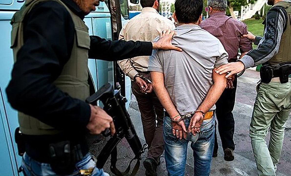 دستگیری چهار آدم ربا در استان البرز