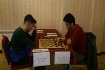 نماینده گرجستان در مسابقات بین المللی شطرنج کاپ قائم اول شد