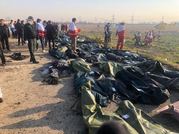 تازه ترین موضع گیری کانادا و بریتانیا در خصوص پرونده فاجعه هواپیمای اوکراین