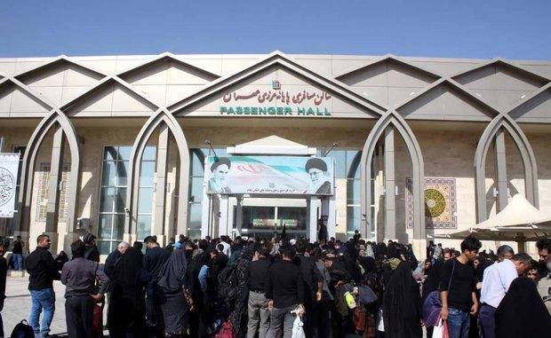 32 هزار زائر اربعین از مرز مهران خارج شدند
