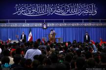 رهبر معظم انقلاب: آمریکا چهل سال است که مغلوب جمهوری اسلامی شده است