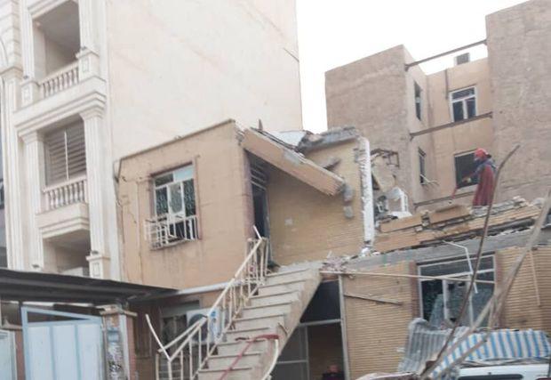 انفجار کپسول هواگاز در زنجان یک مصدوم بر جای گذاشت