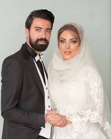 نیلوفر شهیدی بازیگر تلویزیون ازدواج کرد/ عکس