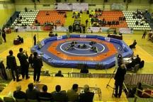 مسابقات پهلوانی و زورخانه ای امیدهای کشور در اردبیل آغاز شد.