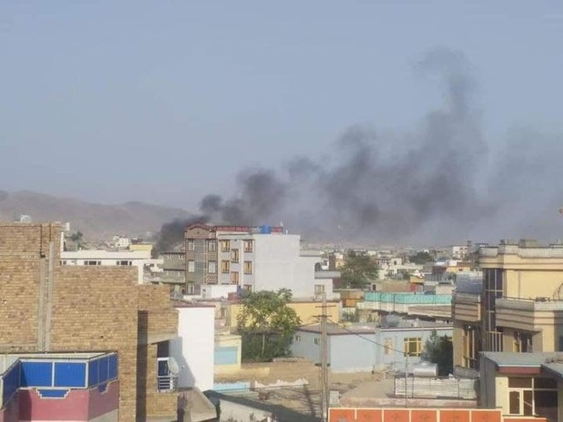 باز هم انفجار قوی در نزدیکی فرودگاه کابل