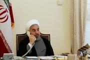 دستورات روحانی به استاندار خوزستان: از همه امکانات لازم برای حل سریع مشکل آب استان استفاده شود/ حق معترضان را محترم بشمارید