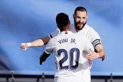 پیروزی آسان رئال مادرید مقابل والنسیا