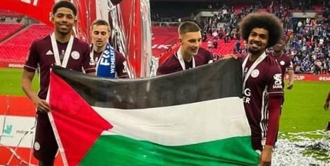 واکنش رسانه ها به حمایت بازیکنان مسلمان از فلسطین در فینال جام حذفی انگلیس+ عکس