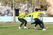 باخت تیم ملی سوریه پیش از دیدار با ایران