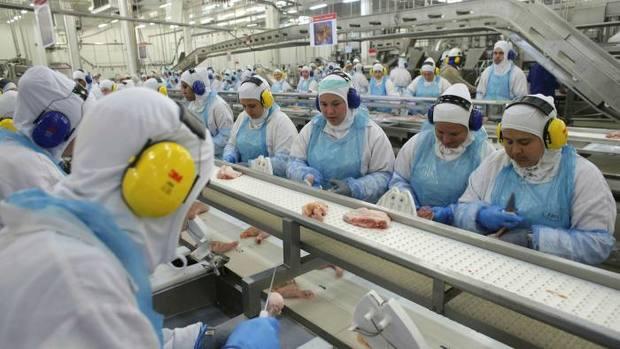باج گیری هکرهای روسی از بزرگترین شرکت تولید گوشت جهان در آمریکا