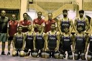 ایران قهرمان مسابقات کشتی فرنگی امیدهای جهان شد