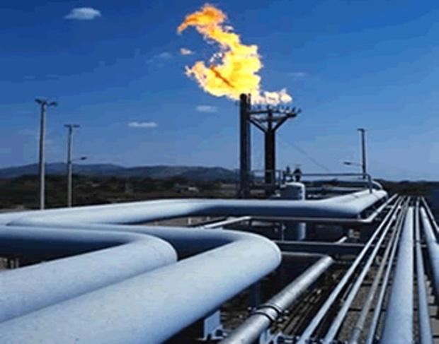 رئیس جمهوری 2 طرح گازی را در عسلویه افتتاح کرد