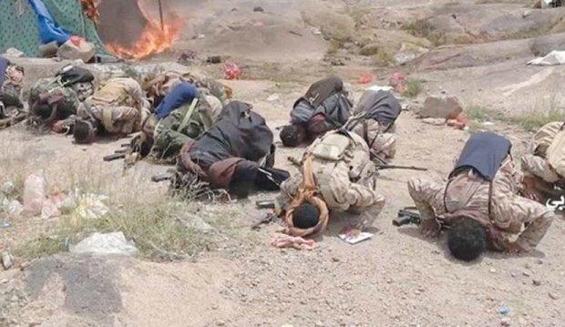 پیروزی های انصار الله یمن در سایه تجاوز هوایی گسترده عربستان