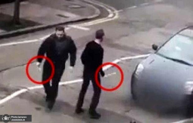 عکس/ حمله به مسجدی در لندن