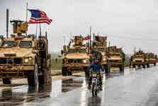 قیام مردمی علیه اشغالگران آمریکایی در سوریه آغاز شد