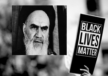 When did Imam Khomeini let out the cry of