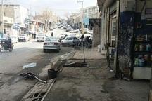 ساماندهی و جمع آوری مشاغل مزاحم در ارومیه به جد ادامه دارد