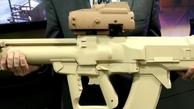 معرفی سلاح جدید XM-۲۵+ عکس