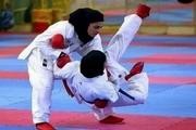 فارس، قهرمان مسابقات کاراته بانوان کارگر کشور شد