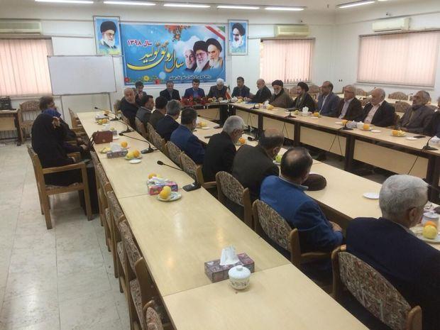اعضای هیات اجرایی انتخابات شهرستان بهشهر انتخاب شدند