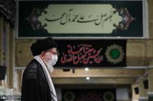 عزاداری شب شام غریبان حسینی(ع) در حسینیه امام خمینی