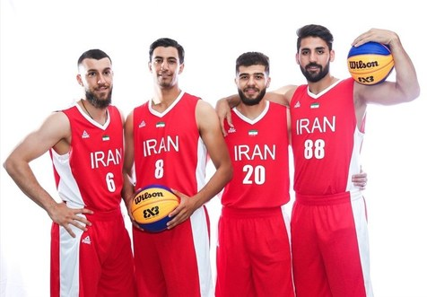 شکست ایران در گام نخست مسابقات بسکتبال ویلیام جونز