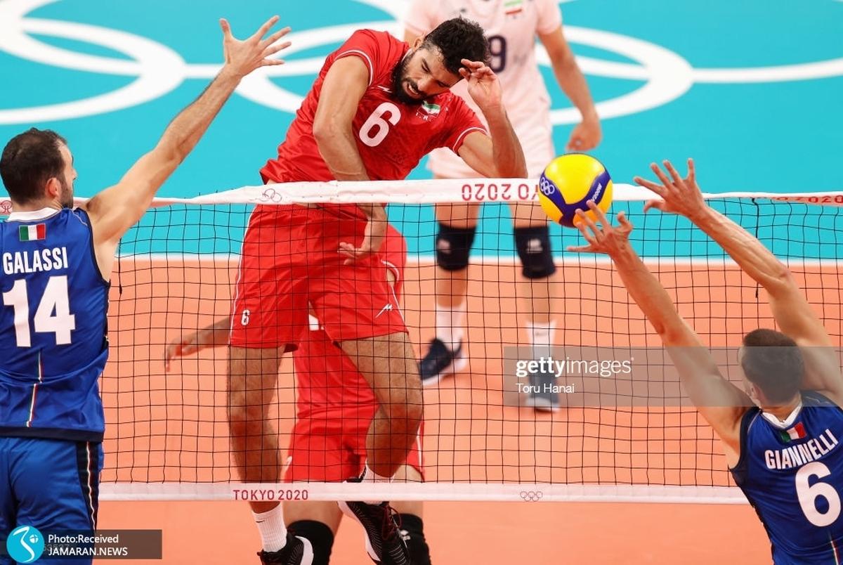 چراغ سبز محمد موسوی برای خداحافظی با تیم ملی والیبال