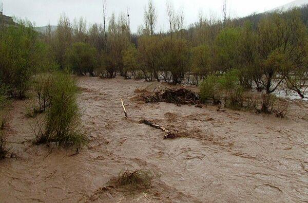 تمهیدات برای کنترل سیل احتمالی در کردستان اندیشیده شده است