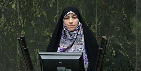 پیام خانم نماینده برای اختتامیه جشنواره فیلم کودک و نوجوان