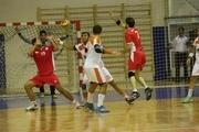 تیم هندبال زاگرس اسلامآبادغرب با قدرت به کارش ادامه میدهد