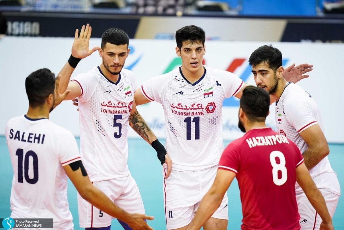 سرمربی تیم ملی والیبال ایران به دنبال راهکار برای مقابله با حریف بعدی