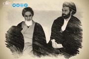 امام در نامه شان به حاج احمدآقا چه مسائلی را تذکر دادند؟