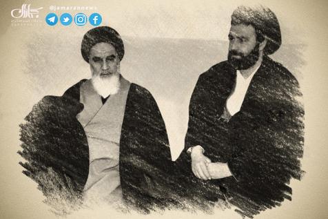 امام، حاج احمد آقا را به چه امری توصیه فرمودند؟