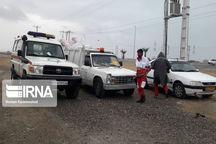 عملیات امداد رسانی به سیلزدگان سیستان و بلوچستان پایان یافت