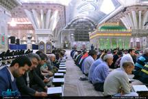 جزء خوانی قرآن کریم در  ماه مبارک رمضان در حرم امام خمینی(س) برگزار می شود