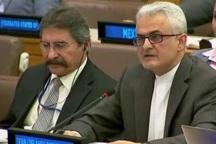 دیکتاتورها نمیتوانند درباره حقوق بشر ایران اظهار نظر کنند/ خشم آنها امروز علیه ایرانیان هیچ ارتباطی با حقوق بشر ندارد/ آنها ناراحت هستند زیرا برخلاف گذشته نمی توانند برای آینده ما تصمیم بگیرند