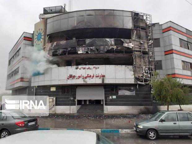 نوید بازسازی خانه جوان شیراز که در ناآرامیها خسارت دید