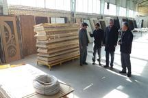 کارخانه تولید دربهای ضد سرقت در نمین راه اندازی می شود