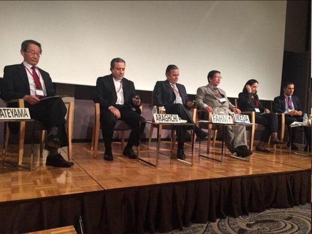 عراقچی: کاهش تعهدات ایران در برجام به معنای خروج ایران از این توافقنامه نیست