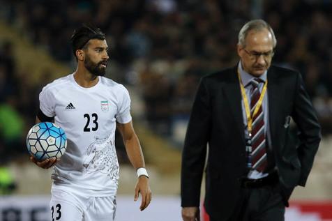 اولین حضور رامین رضاییان در ترکیب تیم الشحانیه
