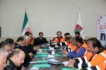 آمادگی کامل راهداری  قزوین برای اجرای طرح نوروزی