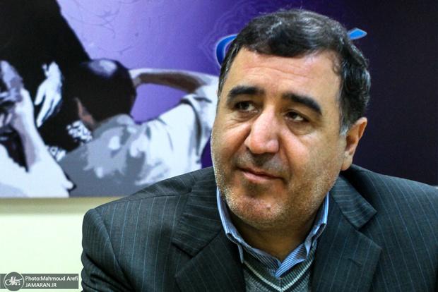 محبی نیا: فردی که می گوید مجلس غلط می کند، به جمهوری اسلامی تیر می زند