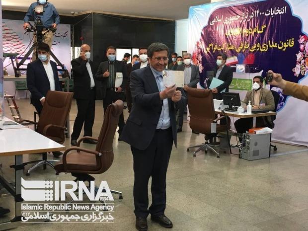 عبدالناصر همتی پس از ثبت نام در انتخابات 1400: به یک رییس جمهور اقتصاددان نیاز داریم