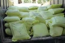گمرک:محموله آرد توقیف شده در مرز چذابه قاچاق نیست