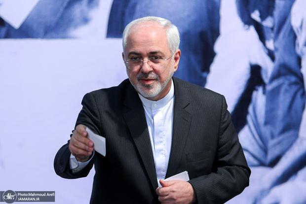 واکنش ظریف به سقوط نتانیاهو